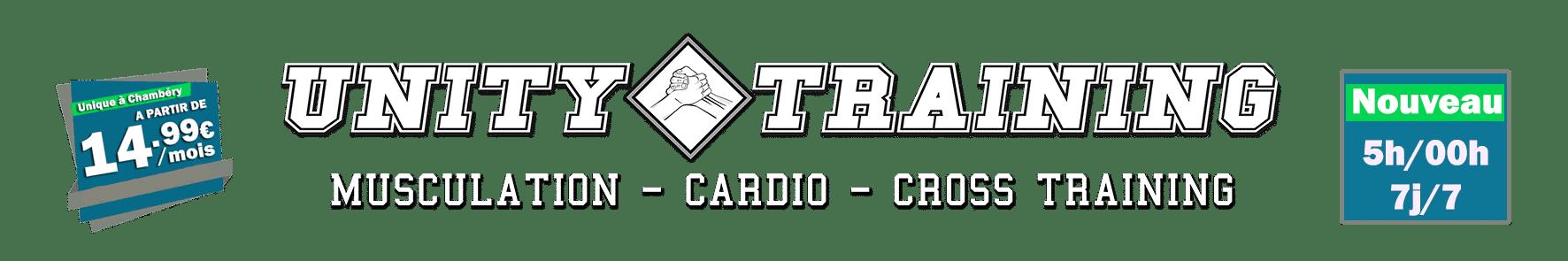 Salle de sport et d'entraînement à Chambéry - Unity Training